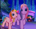 Lily Lightly and Rarity - my-little-pony photo