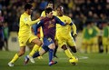 Lionel Messi vs Villarreal (0-0)(28 January 2012) La liga - lionel-andres-messi screencap