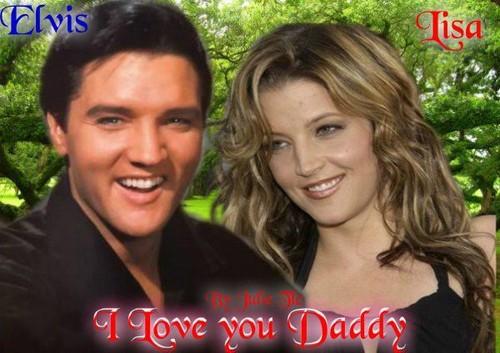 Lisa & Daddy