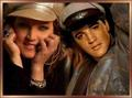 Lisa & Daddy - elvis-aaron-presley-and-lisa-marie-presley fan art