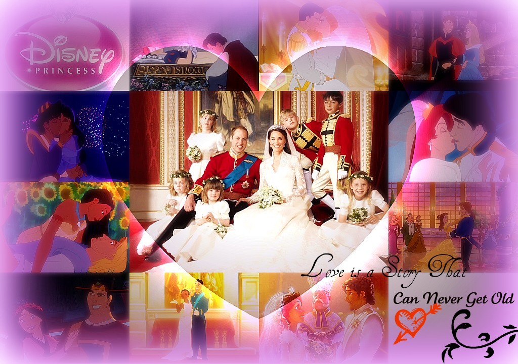 Disney Princess images Love is a Story That Can Never Get
