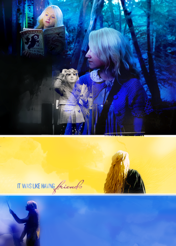 Luna Lovegood - luna-lovegood Fan Art