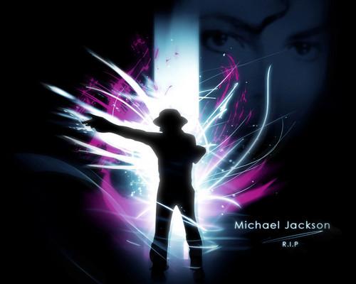MJ kertas dinding