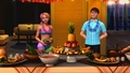 "MT2: ""Cooking yummyly"" with Hadley! - barbie-movies screencap"