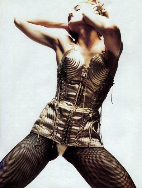 Jean Paul Gaultier Madonna