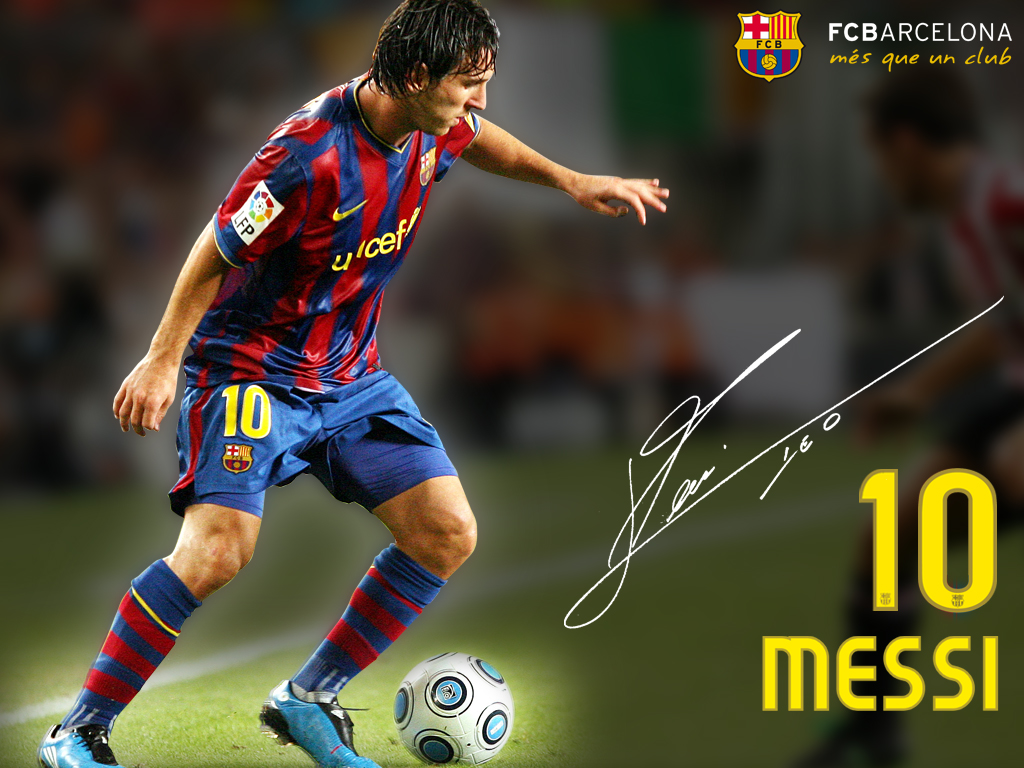 Messi - Fc Barcelona Wallpaper 28737137 - Fanpop Fanclubs picture wallpaper image