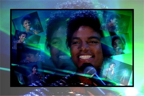 Michael Jackson 1979 Rock With anda Short Film♥