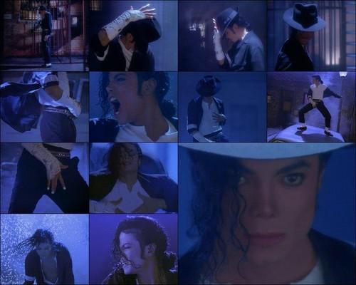 Michael Jackson Black o White