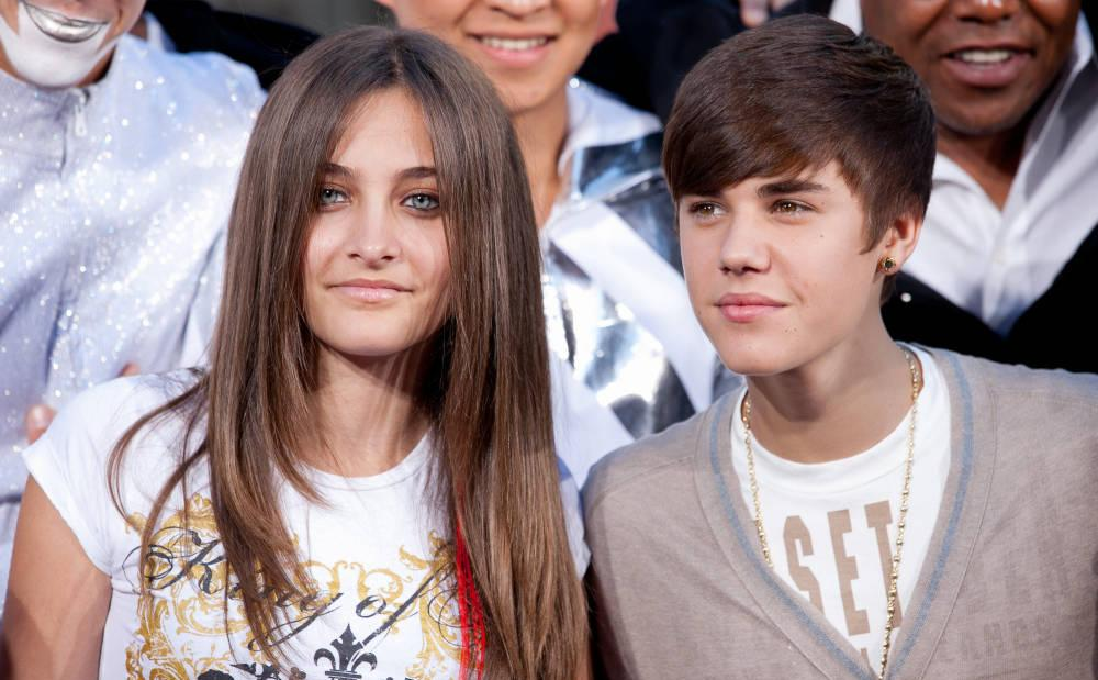 Justin Bieber images HQ PIC Michael Jackson's Daughter ...