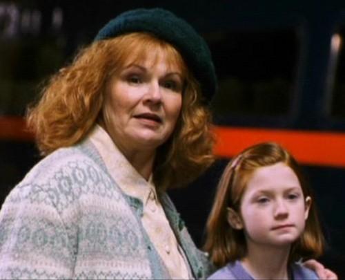 Molly and Ginny HP 1