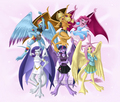 My Little Gargoyle - my-little-pony-friendship-is-magic fan art