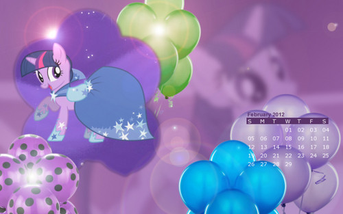 My Little gppony, pony Calendars
