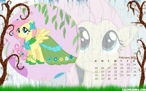 My Little Pony Calendars