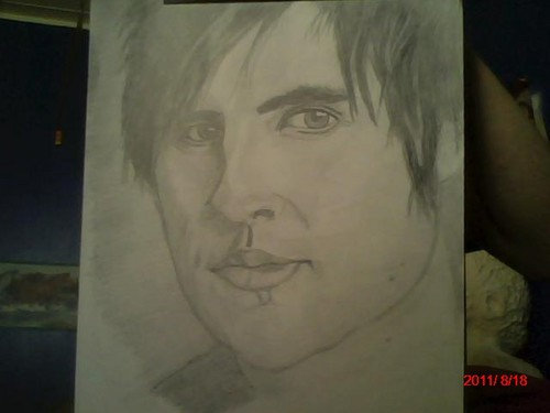My Micah Carli art work <3