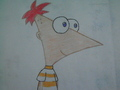 My Phineas drawing - phineas-and-ferb fan art