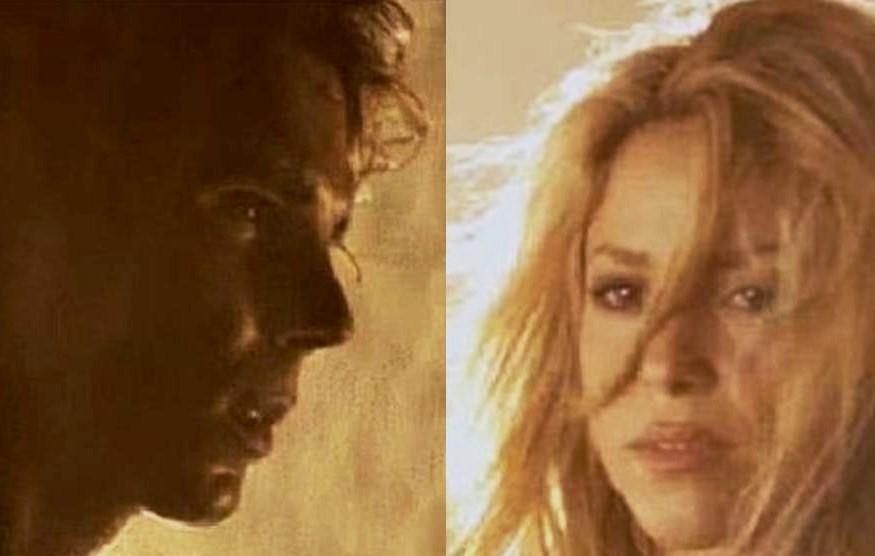 Nadal and Shakira sexy گیا پڑھا مرتبہ