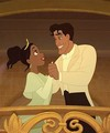 Naveen & Tiana - disney screencap