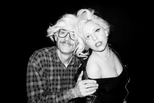 New Gaga photos by Terry Richardson