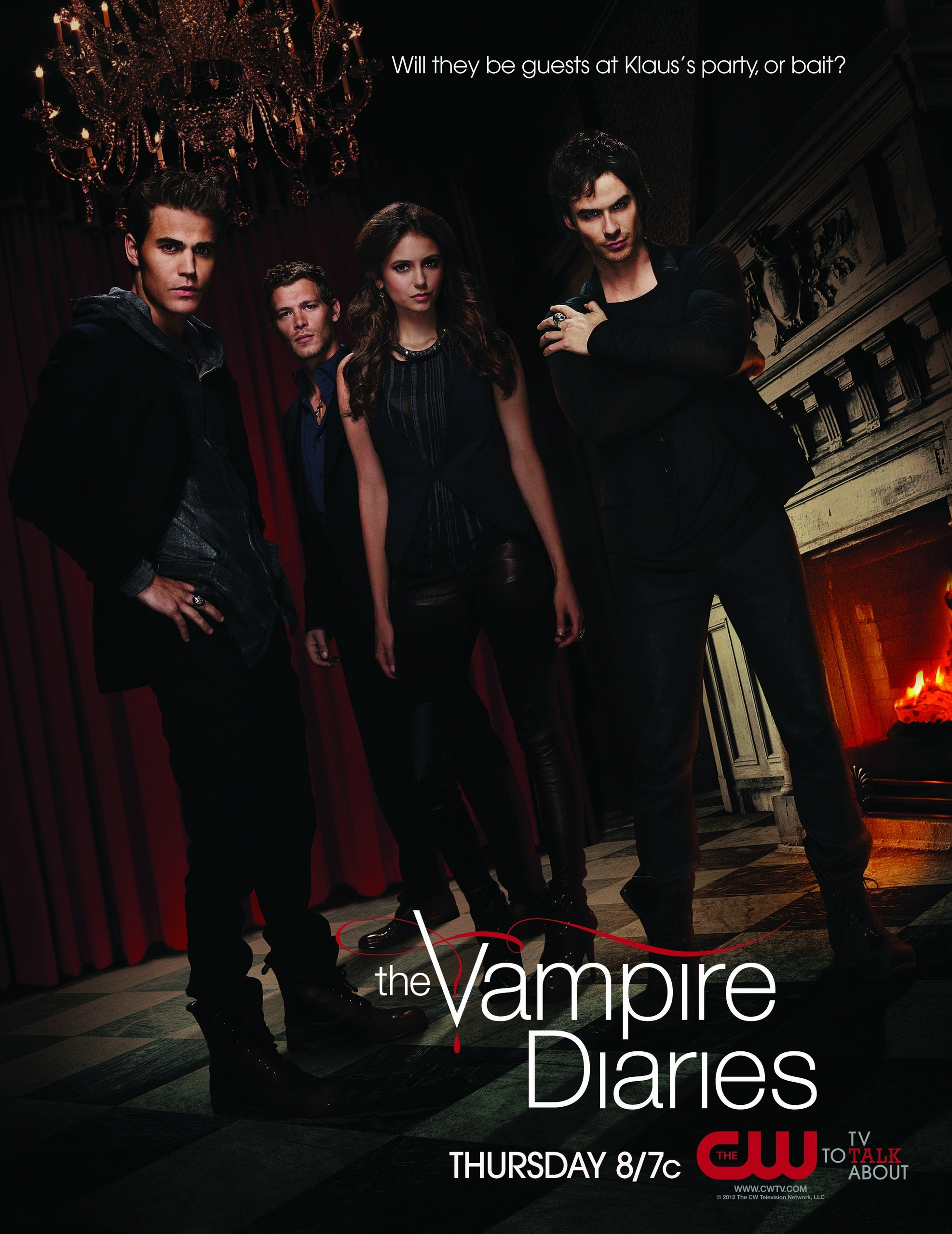 Vampire Diaries Netflix Poster TV SHOWS