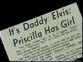 Newspaper - elvis-aaron-presley-and-lisa-marie-presley photo