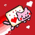 Nyan Valentine - nyan-cat photo