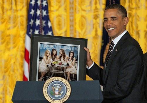 Obama likes PPL!!!! Yay!!!