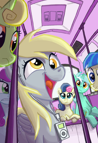 Oh Derpy XD