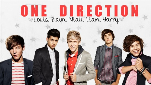 One Direction <3 - one-direction Wallpaper
