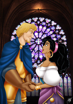 Phoebus & Esmeralda