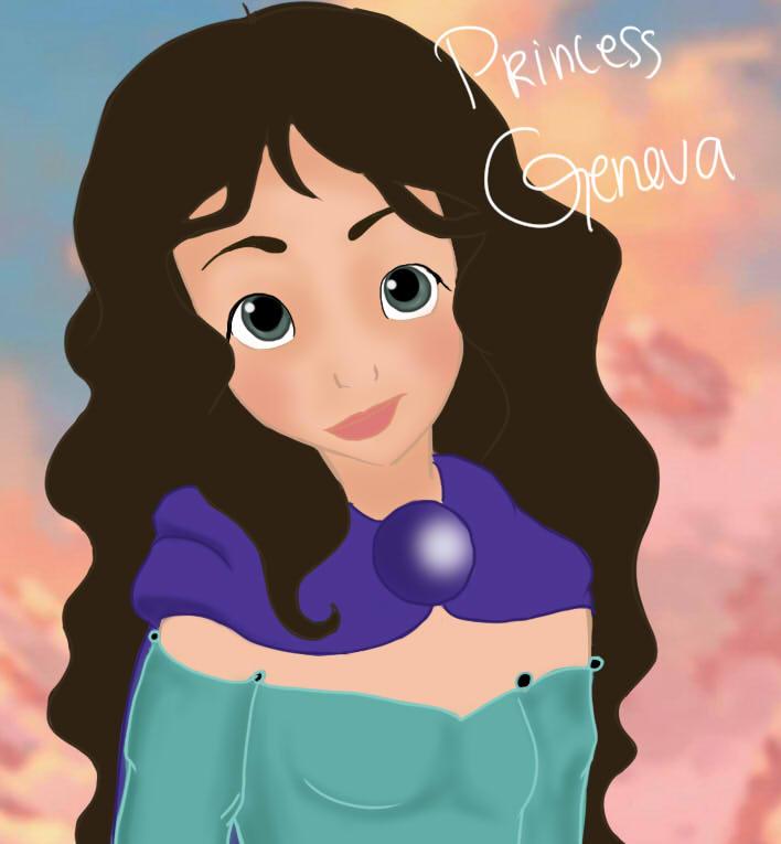 Disney princess oc images princess geneva hd wallpaper and - Images princesse ...