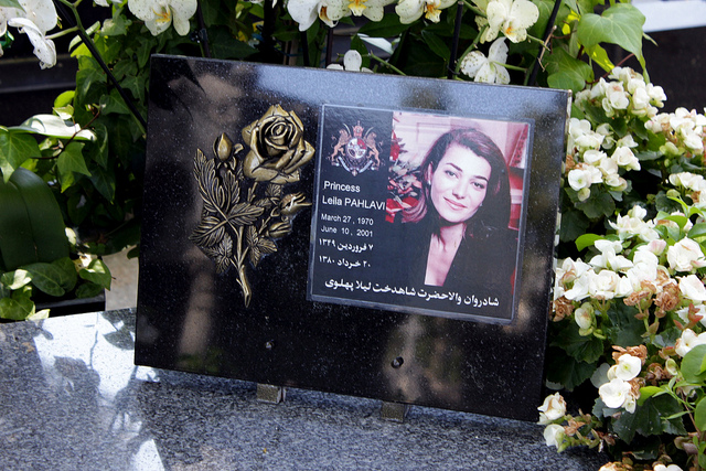 Celebrities who died young Princess Leila Pahlavi ‎ (27 March 1970 ...