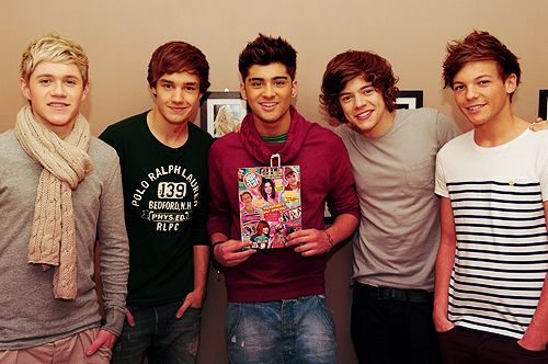 Proud To Be Directioner...<33