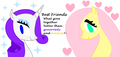 Rarity and Fluttershy~