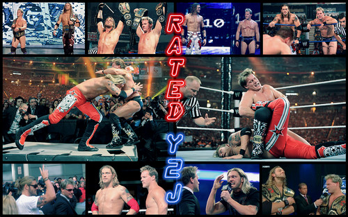 Rated Y2J - wwe Wallpaper
