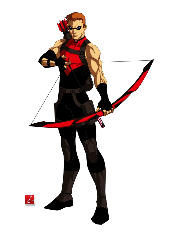 Red Arrow <3