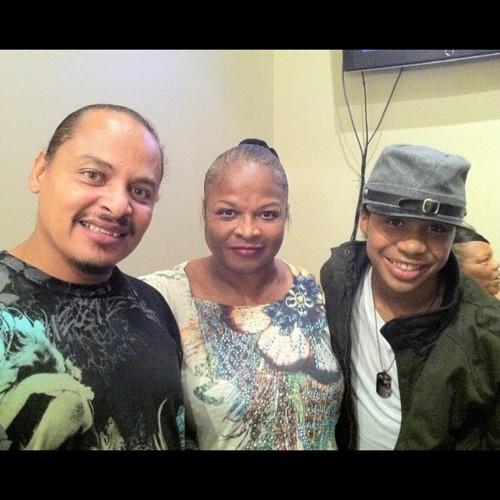 Roc, His dad, his grandma, & Ray grandma :) - Mindless ...  Roc, His dad, h...