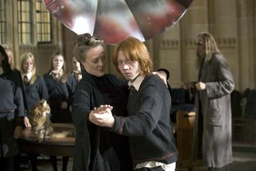 Ron Weasley HP 4