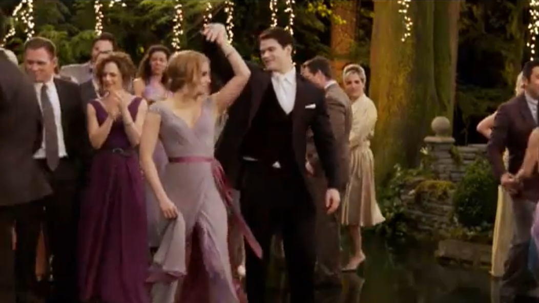 ... Rosalie and... Alice Breaking Dawn Wedding