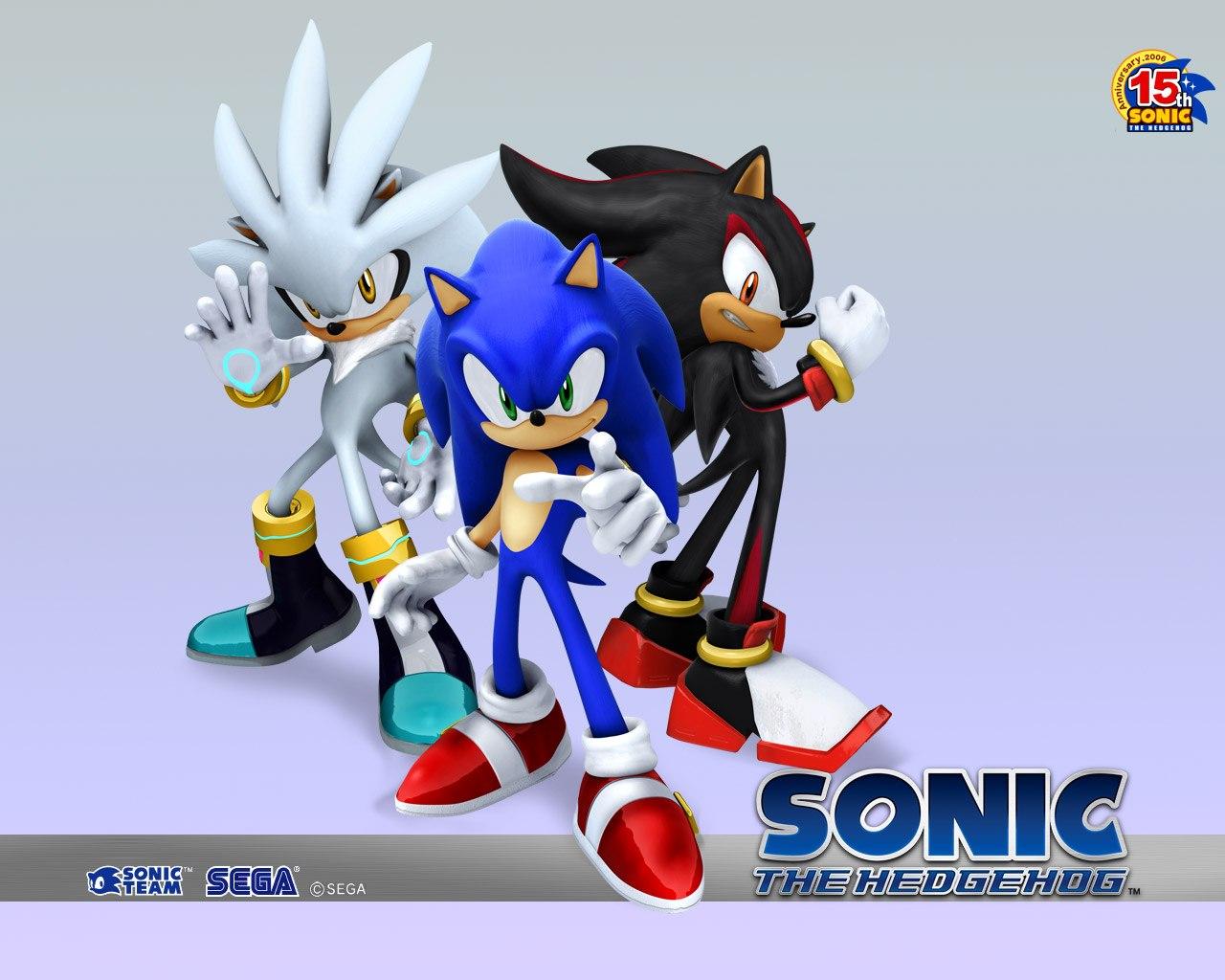 SONICS Sonic the Hedgehog Photo