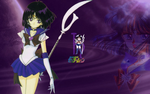 Sailor Saturn Hintergrund called Sailor Saturn