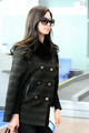 Seohyun Airport Fashion Korea to New York - seohyun-girls-generation photo