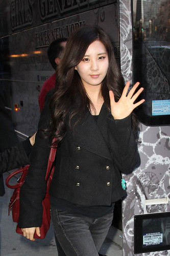 Seohyun at New York
