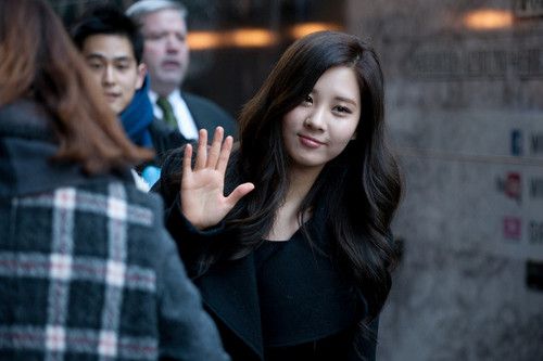 Seohyun at New York