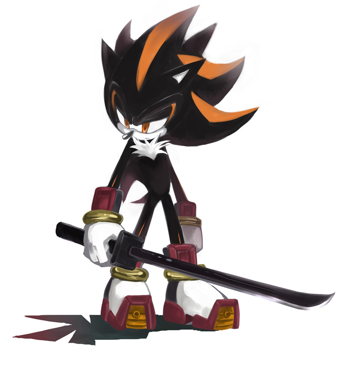 Shadow The Hedgehog Images Shadow Hd Wallpaper And Background Photos