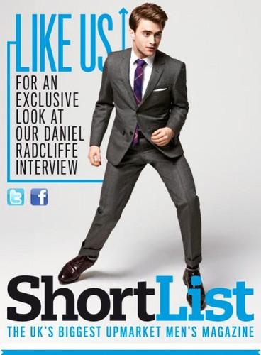 Short senarai Magazine