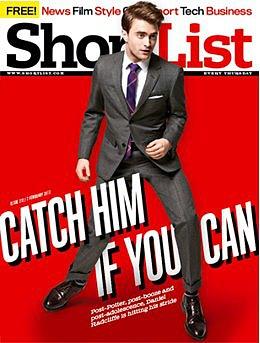 Short lista Magazine