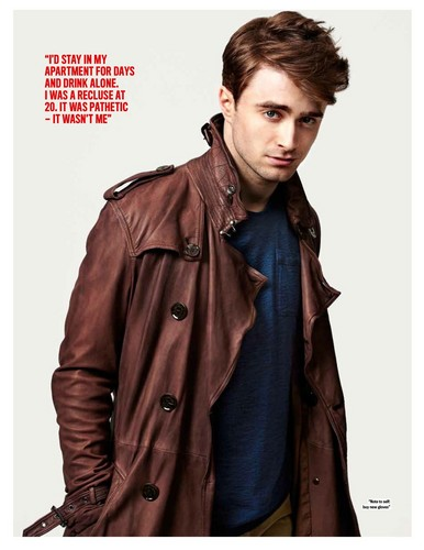Shortlist UK - February, 2012