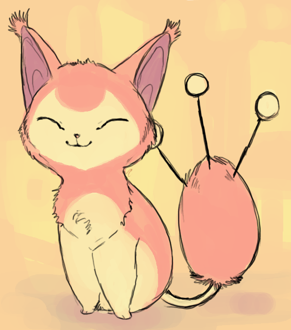 Skitty images Skitty wallpaper and background photos ...