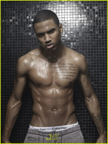 Smexii Shirtless Trey Songz