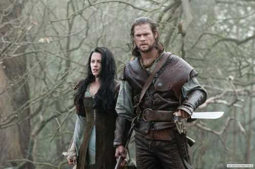 Snow White & The Huntsman - Movie Stills.